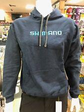 Shimano Hoodie Pullover Sweatshirt Navy Blue