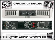 QSC Performance & DJ Amplifiers