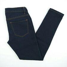 FOREVER 21 - Slim Skinny Dark Blue Stretch Denim Jeans Women's Size 26
