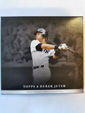MLB TOPPS X DEREK JETER 2021 CARTES AU CHOIX BASEBALL