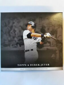 MLB Topps X Derek Jeter 2021 Carte a Scelta Baseball