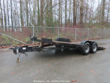 2017 Bulldog Trailers 718Ht T/A Utility Tilt Deck Equipment Trailer bidadoo