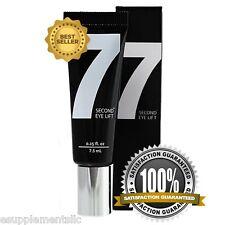 7 SECOND EYE LIFT - Under Eye Cream - Best Eye Cream - Eye Lift Cream