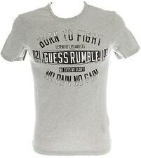 Maglietta t-shirt girocollo uomo GUESS a.M51I00 T.XXL c.M90 GRIGIO GREY