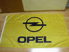 Fahnen Flagge Opel - 90 x 150 cm