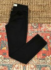 Blumarine Black Women's Skinny Jeans Made In Italy Size 42 (US 6)