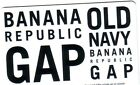 Gap, Old Navy, Banana Republic Collectible Bilingual GIFT CARD NO VALUE NEW  For Sale