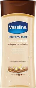 Vaseline Essential Moisture Cocoa Radiant with Pure Cocoa Butter GEL OIL 200 ml