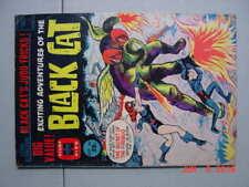 Black Cat # 63    1962    Harvey Giant Size comic   Origin Black Kitten      F-