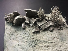 1/72 1/35 clay scatter boulders and rocks for super natural diorama effect