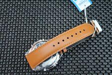 AMW-810L-5A Braun Herren Casio Sport Uhren Leder Bands