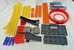 Hot Wheels Track & Accessories Job Lot Bundle