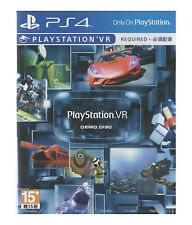 PlayStation VR Demo Disc Sony PlayStation PS4 PSVR 2016, English, Factory Sealed