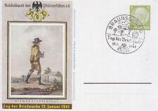 Mi. Nr:  P 241  -  Tag der Briefmarke - BRAUNSCHWEIG -
