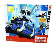 Fortnite Battle Royale Collection Battle Bus & 2 Exclusive Figures New Other