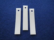 GE Dryer slides for older dryers WE3x87, WE3x76,WE3x83, WE3x84 replacement  (3)
