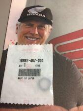 HONDA PETCOCK GASKET O-RING SEAL 16997-467-000 TRX700 TRX420 OEM