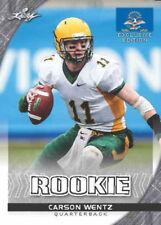 2016 Leaf Draft Carson Wentz Exclusive Edition Rookie  Philadelphia Eagles