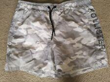 Men's Hollister Camo Swim Shorts XL