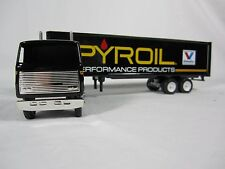 Winross 1995 PYROIL A Division of Valvoline Mack Ultraliner tandem axle, stacks