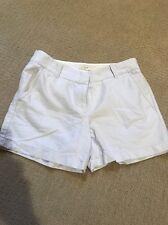 "J Crew Khaki 5"" Shorts Size 4"