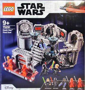 LEGO Star Wars 75291 Todesstern Letztes Duell Death Star Final Duel 5 Figure NEU