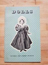 Dolls - Victoria And Albert Museum - 1960