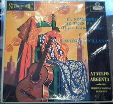 Falla/Turina/Argenta   3 Cornered Hat; Sinfonia Sevillana   FFSS London Blueback