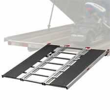 """60"""" x 54"""" Extra Wide Guide Snowmobile Sled Trailer Edge Loading Ramp"""
