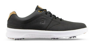 FootJoy Contour Series Golf Shoes Men's 54180 Black New