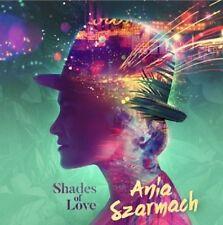 Ania Szarmach- Shades of Love CD POLISH Shipping Worldwide