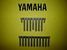 Yamaha rd125dx Rd125 Dx Rd 125 125cc Inoxidable Ss Motor Allen tornillo Set Kit