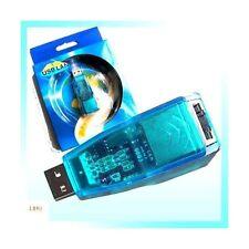 ADATTATORE USB 2.0 A LAN CONVERTITORE LINQ ETHERNET 100Mbps SCHEDA DI RETE
