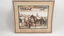 July 4 1952 River Downs Two Gs Photo Finish Derby Winner Presentation Photograph