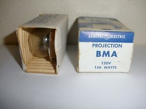 BMA PROJECTOR BULB NEW  IN BOX