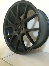 "20"" BLACK ALLOY WHEELS 5 X 114.3 FORD NISSAN MAZDA HYUNDAI HONDA  RRP $1970"