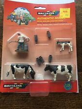 Britains 1:32 Dairy Set (7185) Rare But Damaged