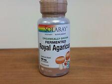 Organically Grown Fermented Royal Agaricus 60 VegCaps