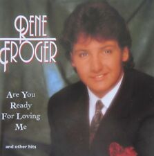RENE FROGER - ARE YOU READY FOR LOVING ME - CD