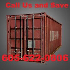 20' shipping container storage container conex box in Minneapolis, MN