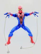 "Hasbro Spider-Man Motorized Web Shooting 13"" Figure"