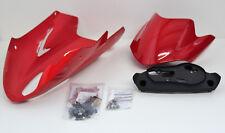Triumph Street Triple Verkleidungs Kit Bugspoiler Flyscreen Motorschutz Screen