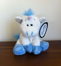 "Me To You My Blue Nose Friends Legend the Unicorn Soft Plush Toy 4"" No 44 Ltd Ed"