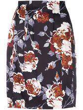 New Theory Hourglass High Waist Skirt Size 0 MSRP $345