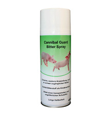 Cannibal Guard Bitter Spray 400 ml Spray gegen Feder picken beißen Kannibalismus