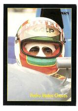 Pedro Matos Chaves | Formula 1 Card | Pro Trac's #71