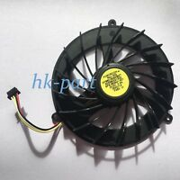 NEW for Genuine HP EliteBook 8760w Cpu Cooling fan 4-wires 652541-001