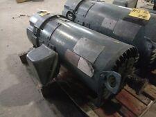 10 Hp Dc General Electric Motor 1750 Rpm 2512atz Frame Tefc 500 V