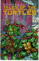 Tales of the Teenage Mutant Ninja Turtles # 1 (of 7) (1987, Mirage) 1st Print