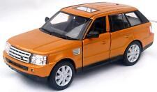 Diecast 1:38 Range Rover Sport in gold